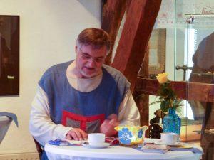 Literarischer Frühschoppen Autor Uwe Schumacher aus Breckerfeld am Sonntag, 25.02.2018, 11.30 Uhr