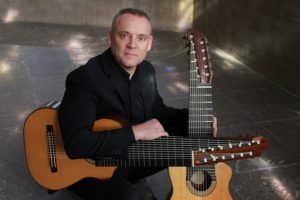 Schmiedelounge im Heimatmuseum – Gitarrenkonzert mit Andreas Koch