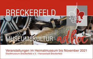 Museumskultur – ad hoc